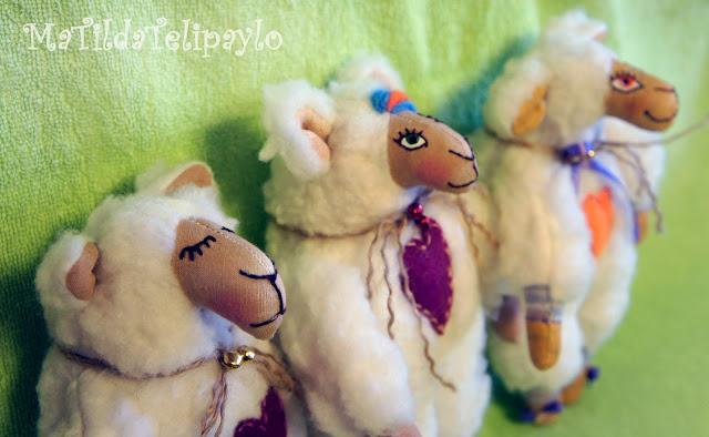 Авторская текстильная игрушка, ручная работа