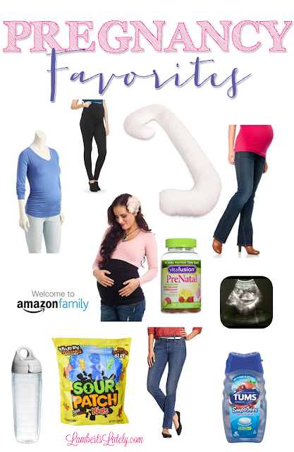 Maternity favorites - Great list of essentials for any pregnancy!