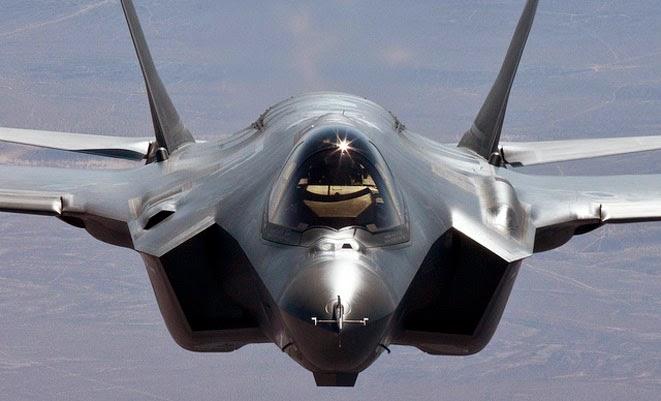 Pilot Tempur Australia Memulai Pelatihan Pesawat F-35A