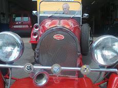 VW. Bugatti