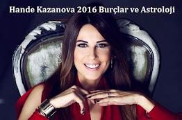 Hande Kazanova ile Astroloji