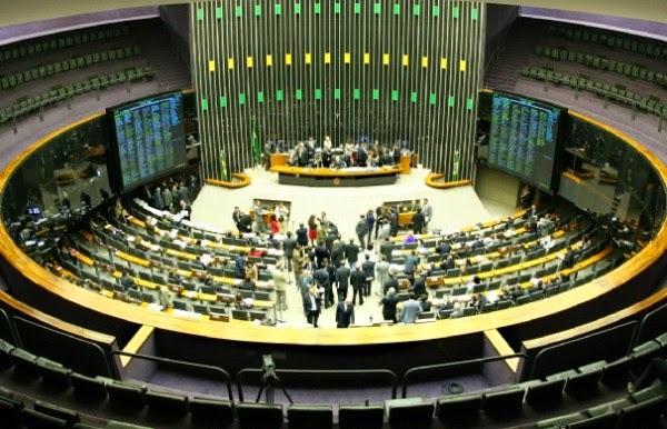 Plenário da Câmara Fedreral