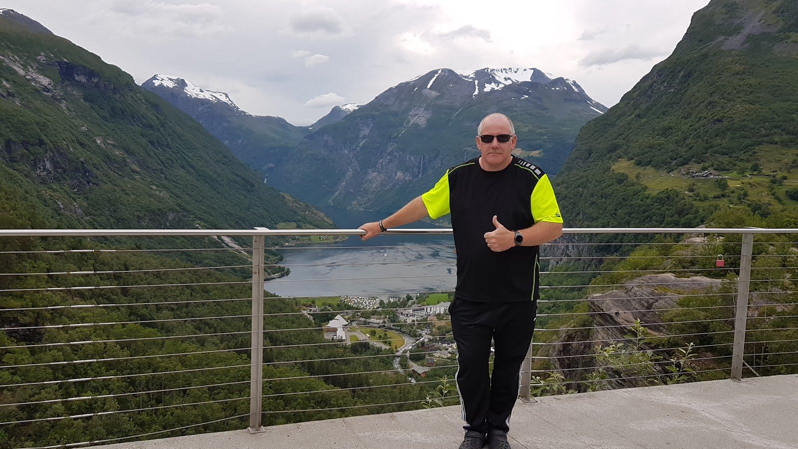 Geiranger Norge 2017