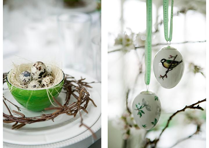 5 ideas para la mesa de pascua decoraci n for Decoracion pascua