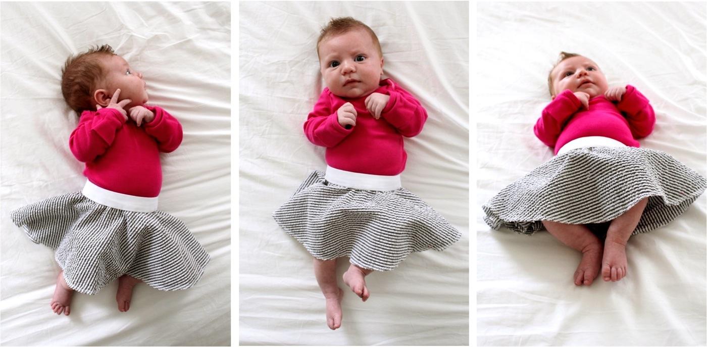 Baby circle skirt made everyday baby circle skirt jeuxipadfo Gallery
