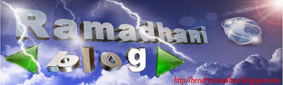 Ramadhani Blog