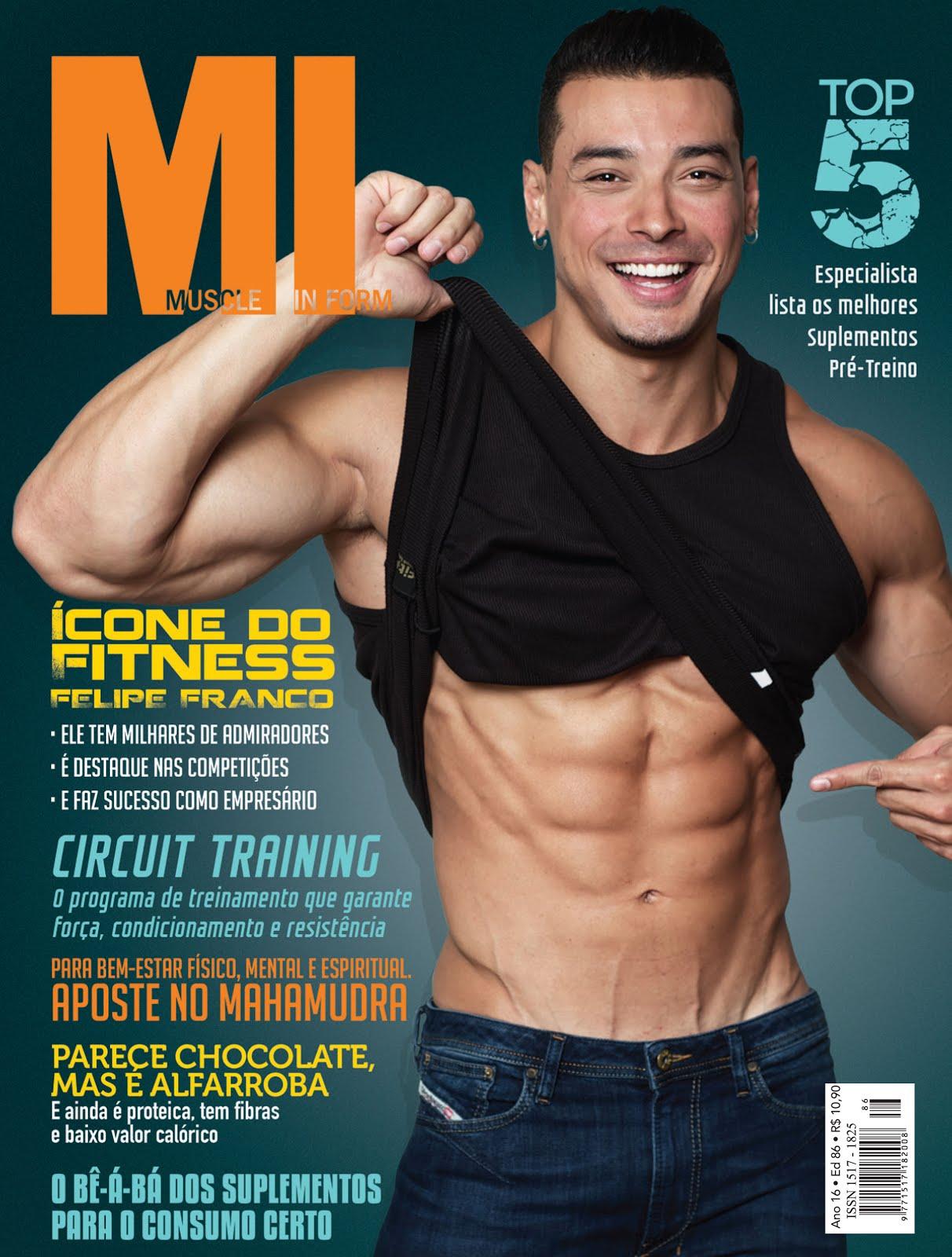 ASSINE A MI: assine@revistamuscleinform.com.br