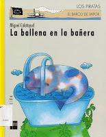 La ballena e la bañera