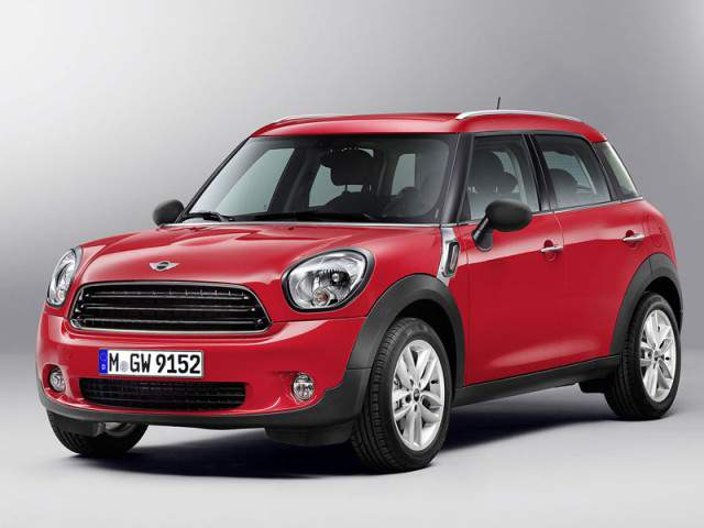 2013 Mini Countryman Updated