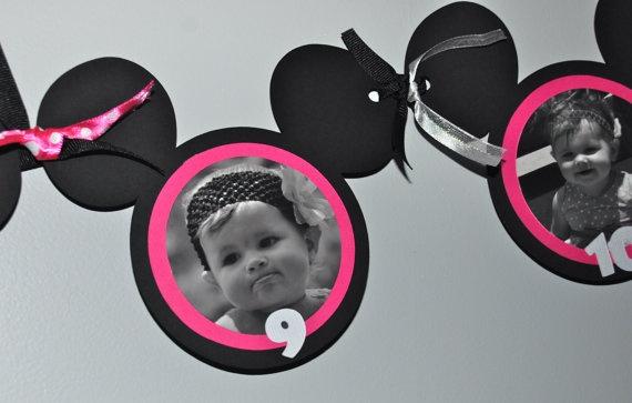 Ideas Decoracion Minnie Mouse Una Mami Creativa
