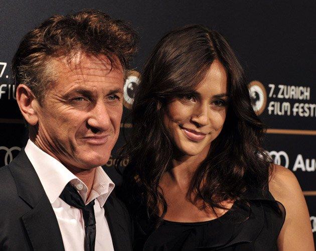 Calu Rivero Y Sean Penn