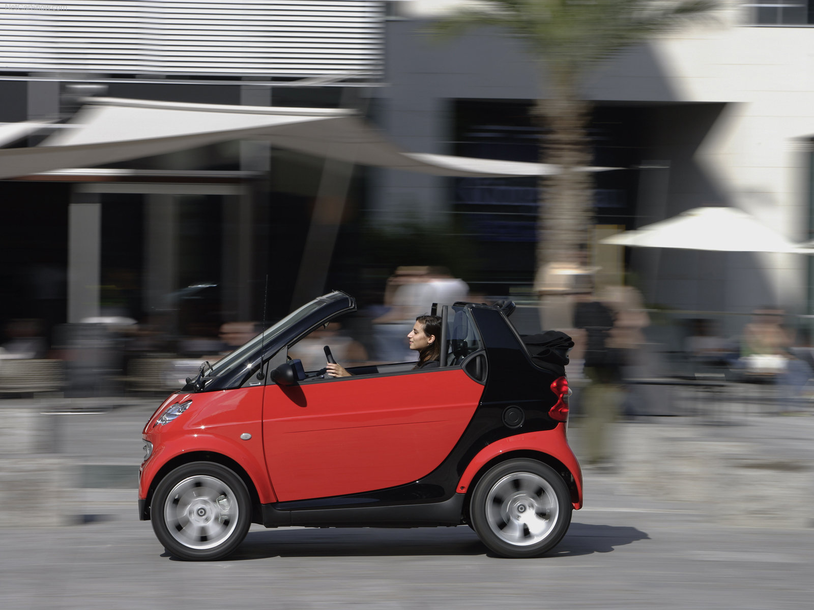 Hình ảnh xe ô tô Smart fortwo cabrio 2005 & nội ngoại thất