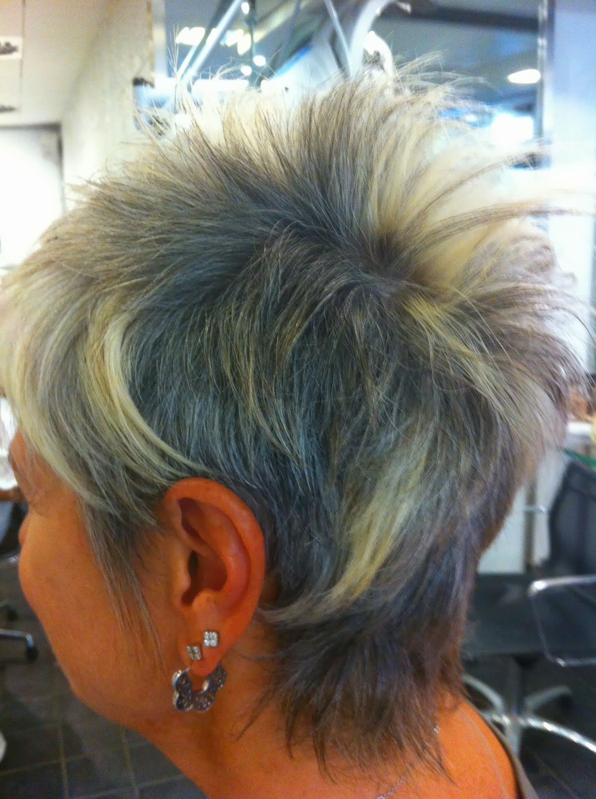 Come si può rinunciare a tingere i capelli bianchi  Com è possibile  superare colorazioni obsolete e fané ed accettare di sfoggiare chiome  canute  f7e95d8d4520
