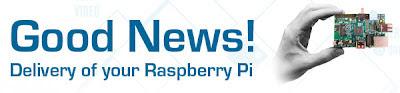 Raspberry Pi en approche