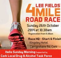New 4 mile race in Cork City