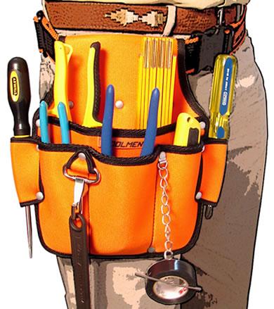 Herramientas que utiliza un electricista