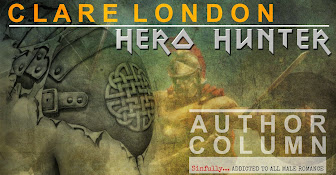Clare London ~ Hero Hunter