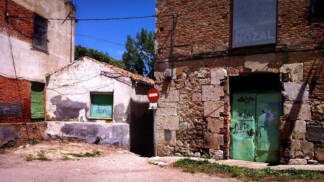 Callejón prohibido, 2013 Abbé Nozal