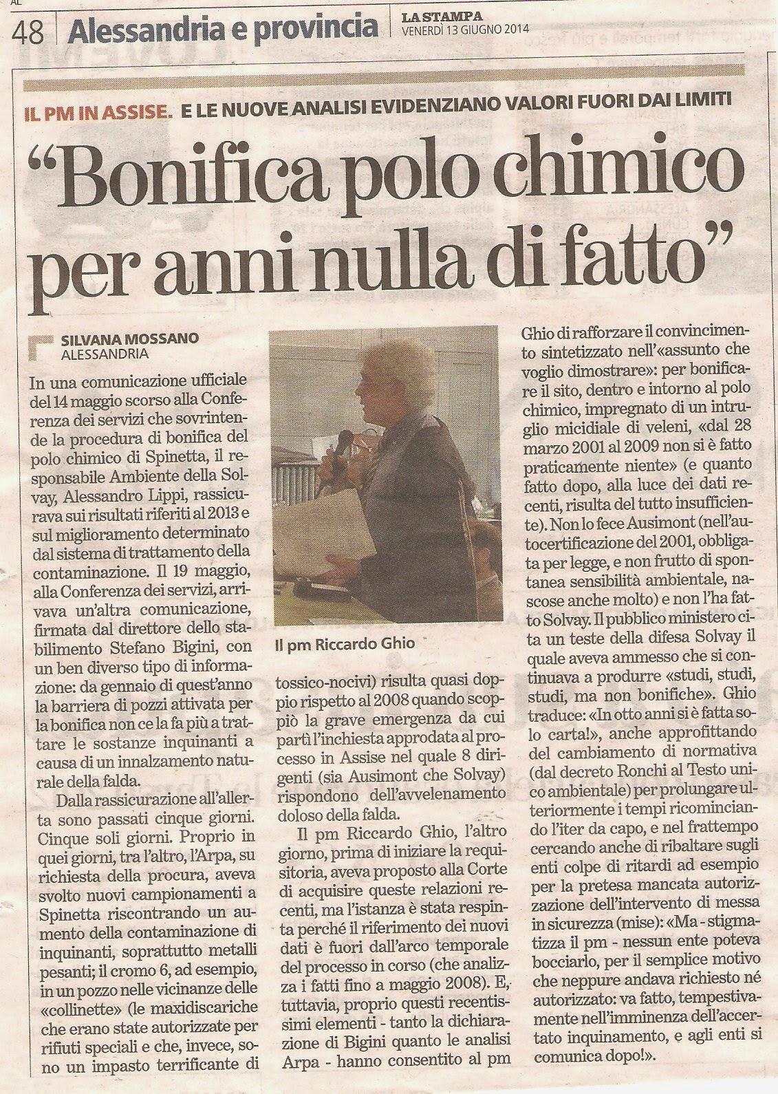 http://www.scribd.com/doc/229500087/La-Stampa-Bonifica