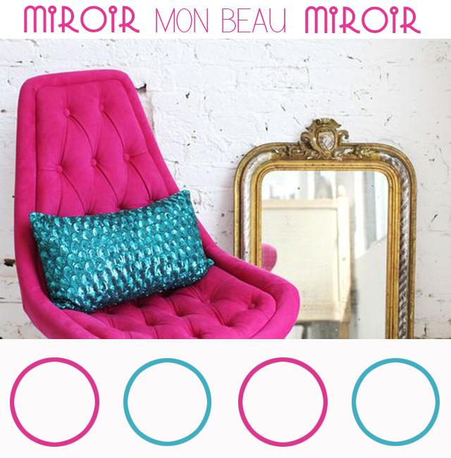 tendances miroirs Lovmint