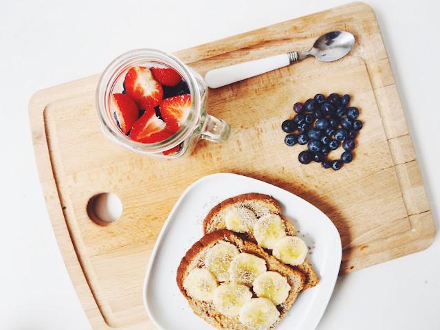 Breakfast | Quick, easy, healthy.