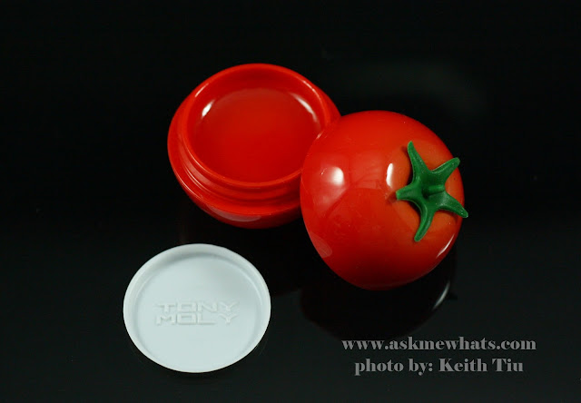 Tony Moly Mini Cherry Tomato Lip Balm Review