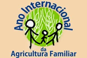 2014 Ano Internacional da Agricultura Familiar
