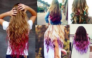 Färben Ihr Haar