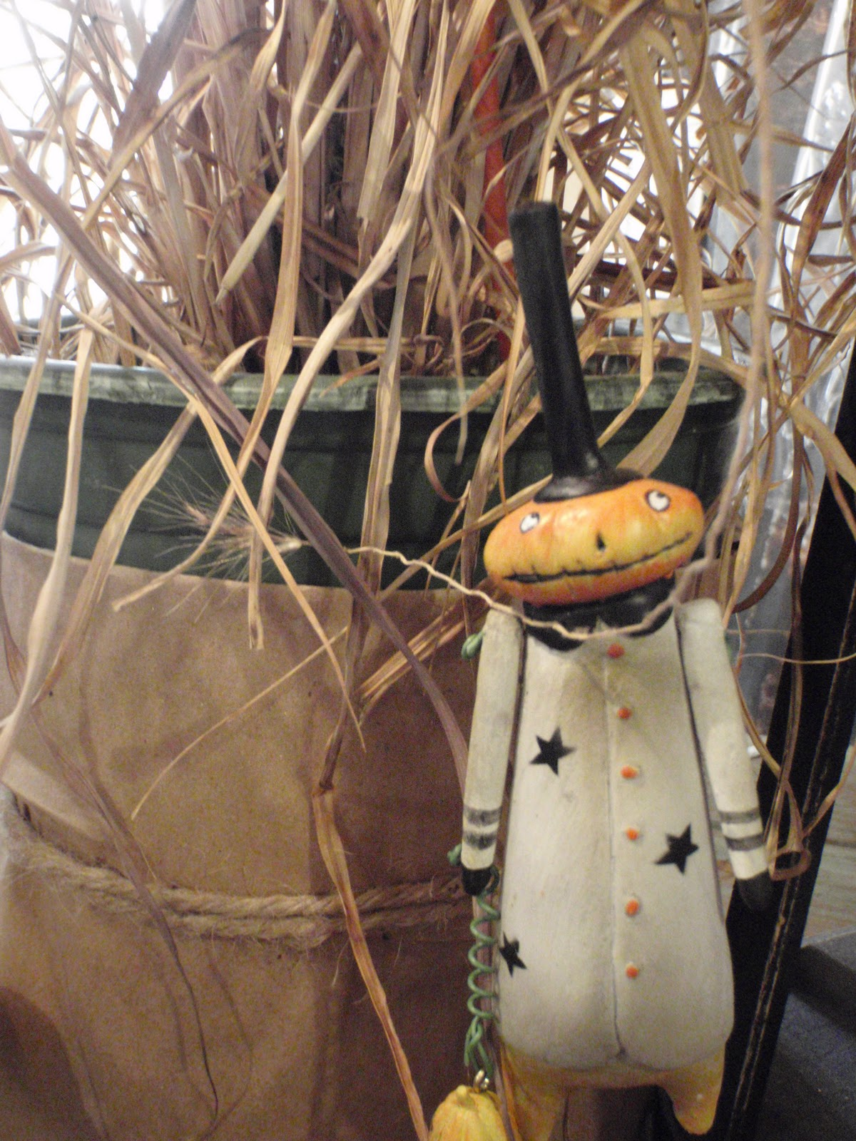Lori Miller S Round Barn Potting Company Spooky Barn
