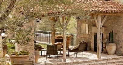 Fotos de terrazas terrazas y jardines terrazas de casas for Casas con terrazas rusticas
