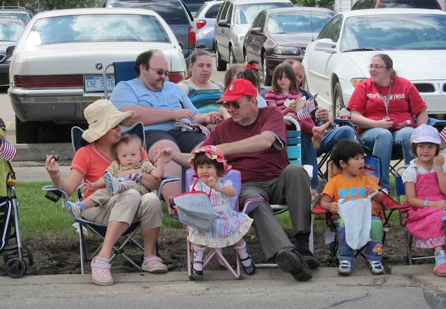 parade family