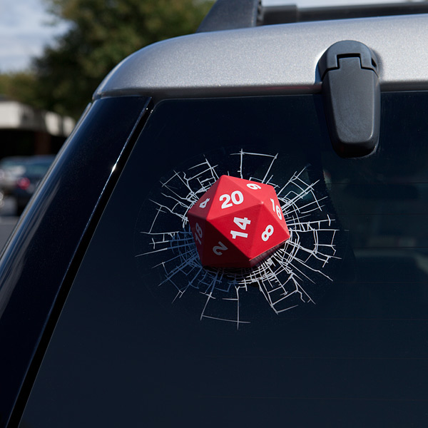 Coolest and awesome car decals with cool sticker design for car