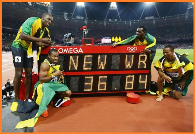 Usain Bolt 2012 Olympics Biography Records 100m 200m latest News Gold Medals History