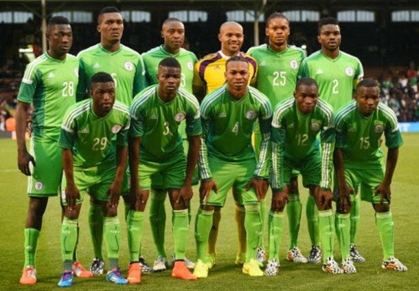 Stephen Keshi Announces Nigeria 23 Man 2014 World Cup Squad