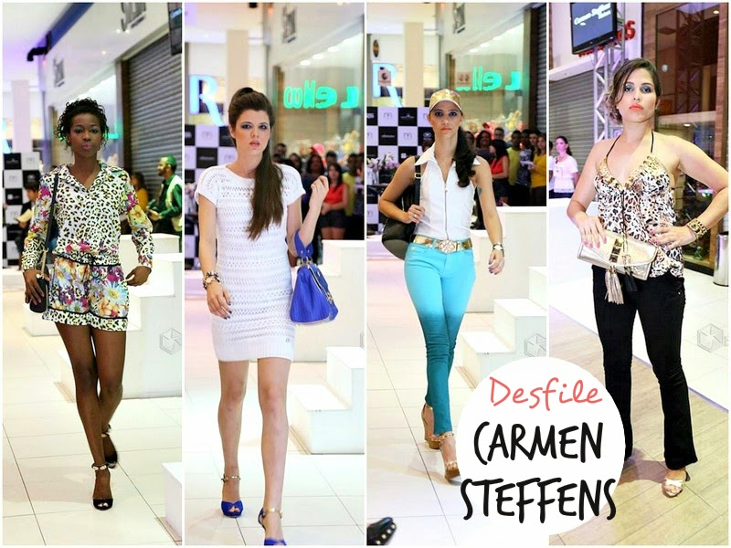 Desfile Carmen Steffens