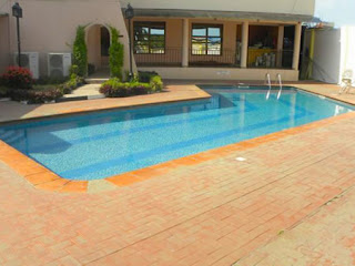 Solitude Hotel swimming pool