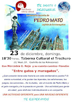 Pedro Mato  visita Castrillo de los Polvazares