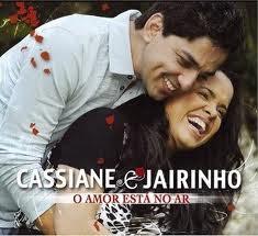 """Lançamento Cassiane e Jairinho  """"O amor está no ar"""""""