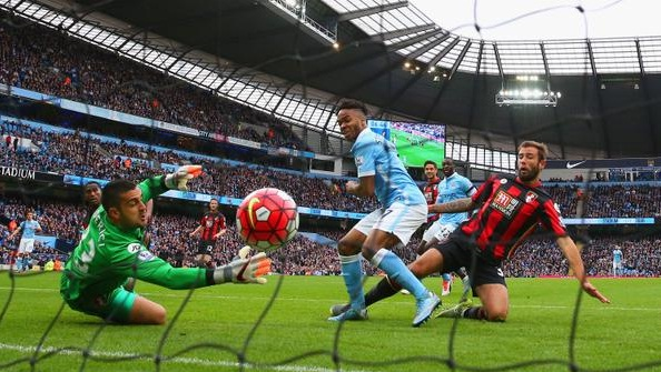 Manchester City 5-1 Bournemouth - Premier League