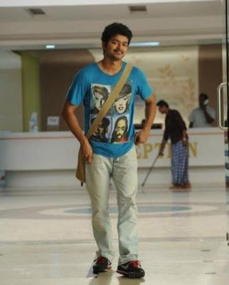 Vijay's Nanban New Stills