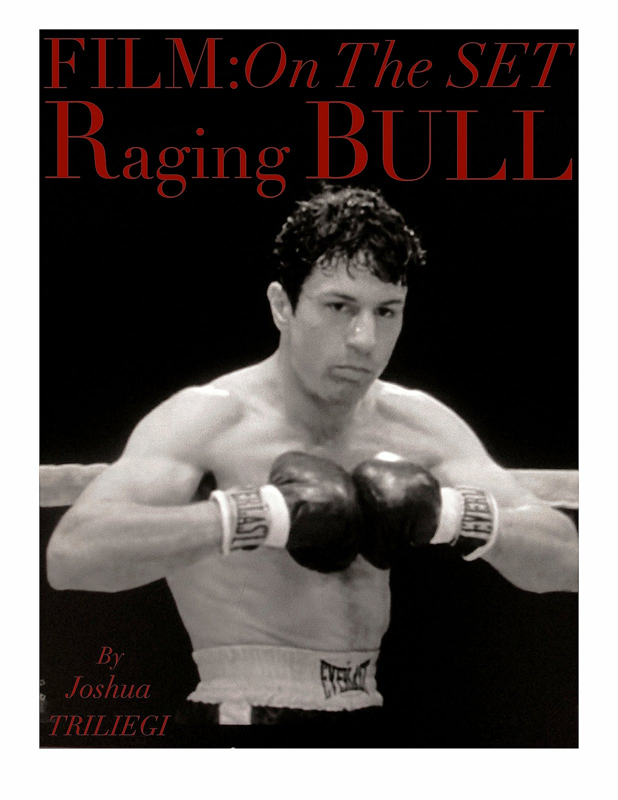 On The Set RAGING BULL