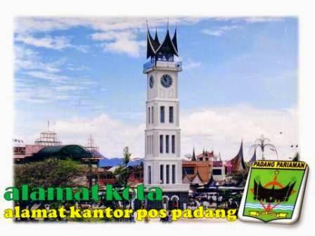 Alamat Kantor Pos Wilayah Kota Padang Alamat Kota