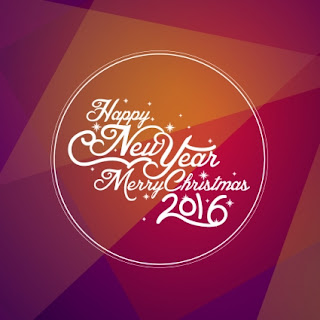 Happy New Year 2016 Images With Quotes Free Greetings and Happy new year 2016 merry christmas Free vector