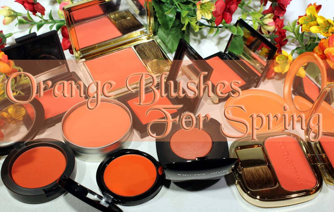 Orange Blushes For Women of Color