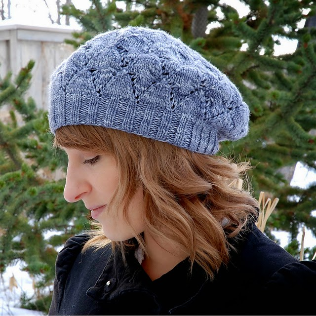Catnip hat pattern by Katya Frankel