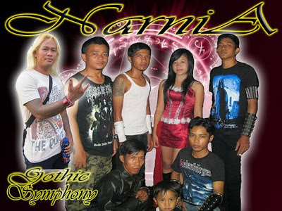 NARNIA Band gothic simphony metal