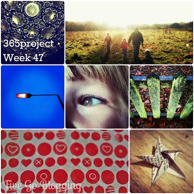 Five Go Blogging 365project week 47