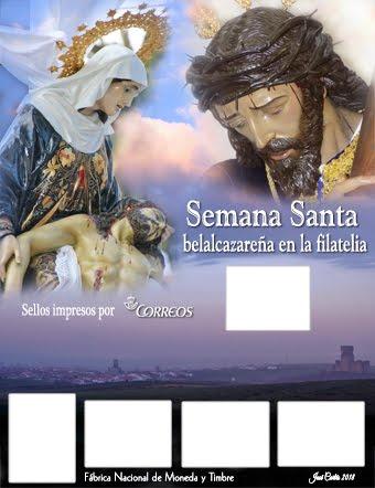 Fondo Semana Santa, 5 sellos