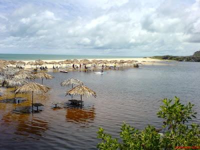 Imagens da Praia Bela