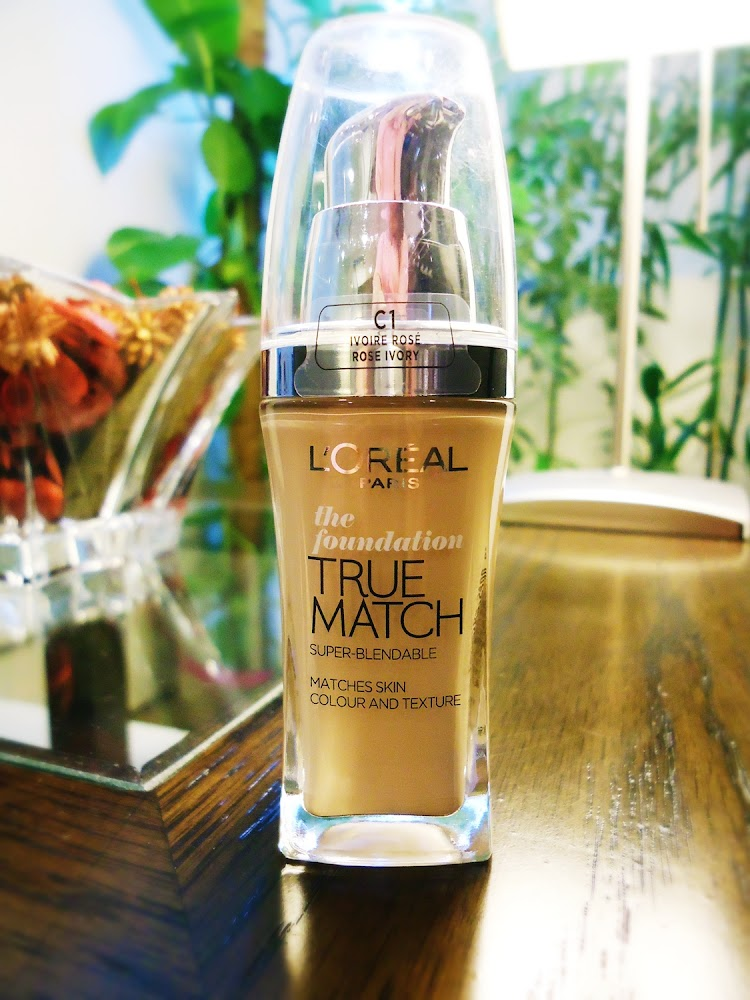 L'Oreal True Match Foundation